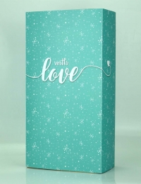With Love French Wine Duo - Sleeve