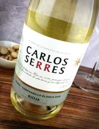 Viura Rioja Blanco, Bodegas Carlos Serres
