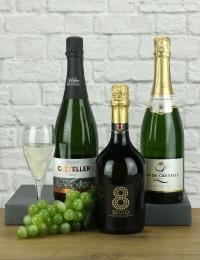 Trio of European Sparkling Wines