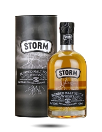 Storm Blended Malt Scotch Whisky