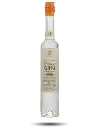 Sweet Potato Orange Gin Liqueur