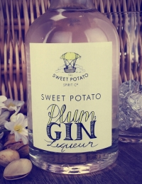 Sweet Potato Plum Gin Liqueur 20cl