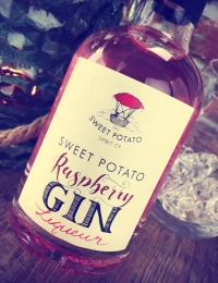 Sweet Potato Raspberry Gin Liqueur 20cl
