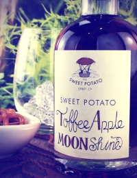 Sweet Potato Toffee Apple Moonshine 20cl