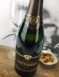 Taittinger Millesime, Vintage Champagne