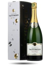 Taittinger Cuvee Prestige, Brut Champagne 150cl Magnum