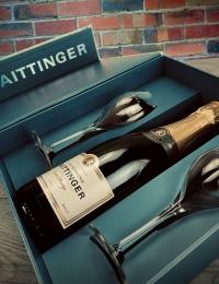 Taittinger Champagne Gift Set