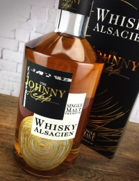 The Johnny Hepp Single Malt Whisky Alsacien