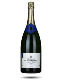 Thibault de Villejames, Brut Champagne 150cl Magnum