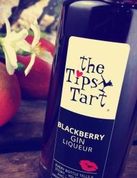 Tipsy Tart Blackberry Gin Liquour