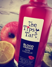 Tipsy Tart Blood Orange Gin Liquour