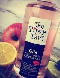 Tipsy Tart Raspberry Gin Liquour