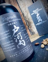Togouchi Sake Cask Japanese Blended Whisky