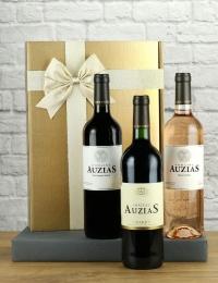 Domaine Auzias Wine Trio Gift