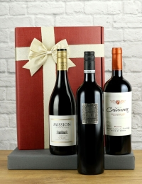 New World Red Wine Trio Gift