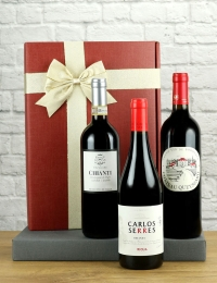 Old World Red Wine Trio Gift