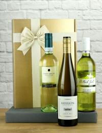 Pinot Grigio White Wine Trio Gift