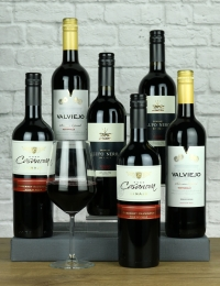 Value Red Wine Half Case
