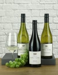 Trio of Vegan French Wines