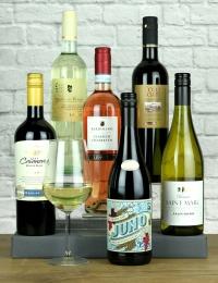 Vegetarian Wine Selection Mixed Wine Half Case