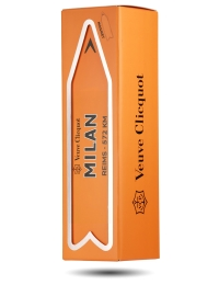 Veuve Clicquot Champagne Arrow Magnet Gift - Milan
