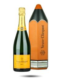 Veuve Clicquot Champagne Pencil Gift