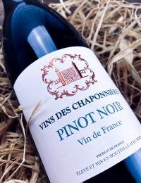 Vins des Chaponnieres Pinot Noir