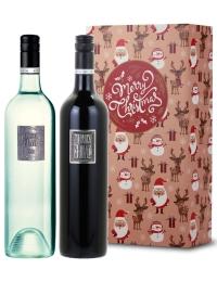 Australian Wine Christmas Twin Gift