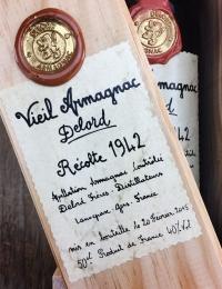 1942 Vieil-Armagnac, Delord