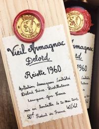 1960 Vieil-Armagnac, Delord