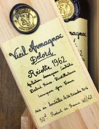 1962 Vieil-Armagnac, Delord