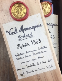 1963 Vieil-Armagnac, Delord