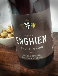 Biere Double Enghien Brune 33cl