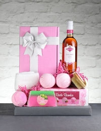 Zinfully Pink Gift Hamper