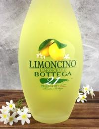 Limoncino di Sicilia 21, Bottega 50cl