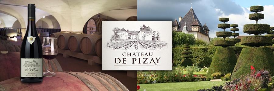 chateau de pizay wines from le bon vin. Black Bedroom Furniture Sets. Home Design Ideas