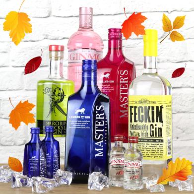 Gin at Le Bon Vin