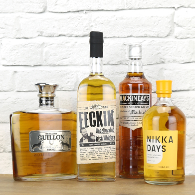 Whisky from Le Bon Vin