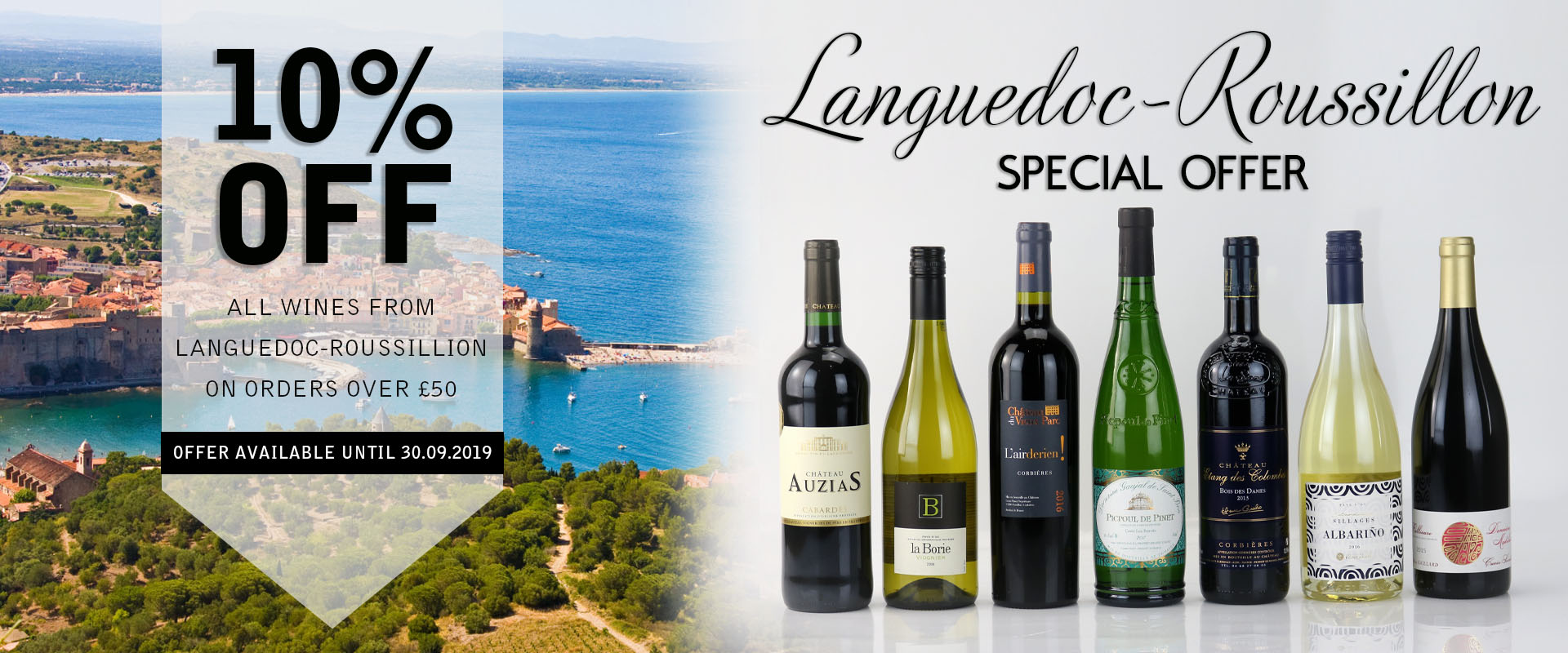 Languedoc 10% Offer