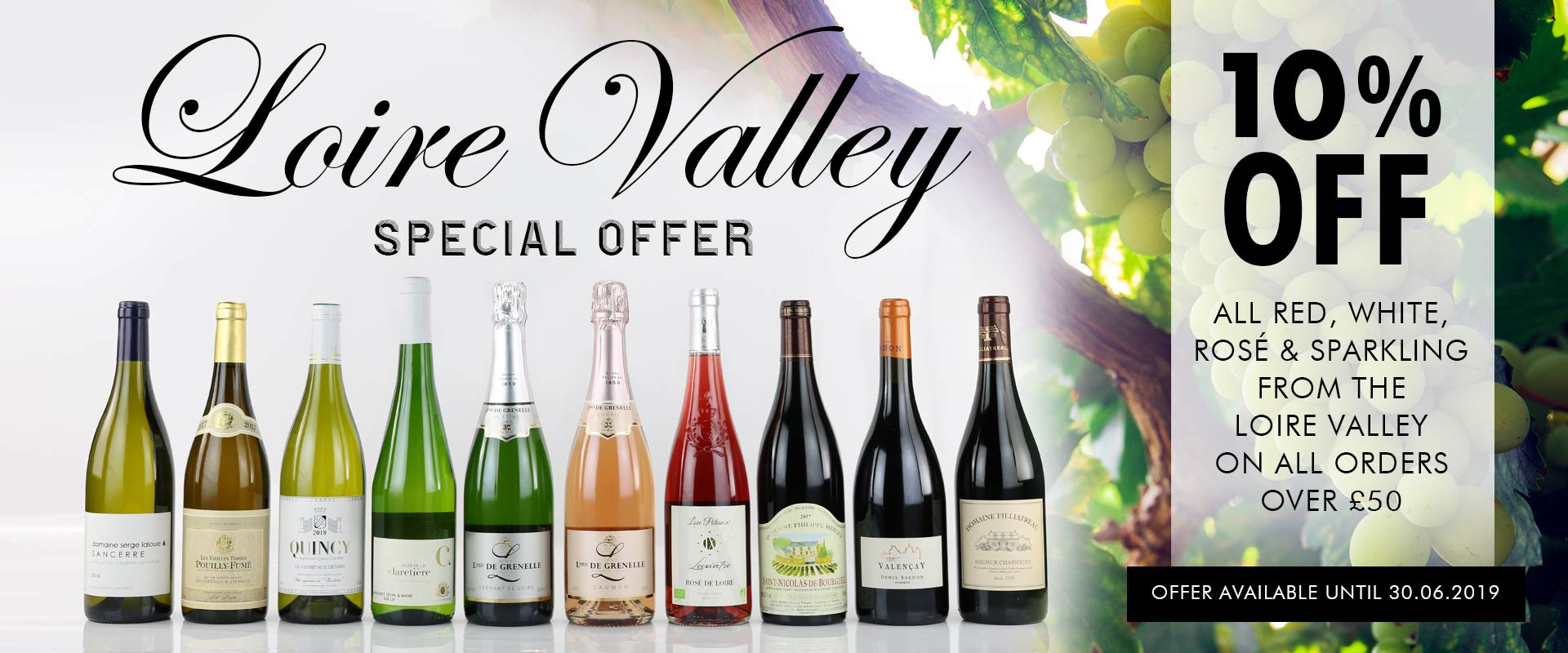 Loire Valley Offer
